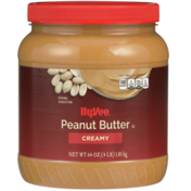 Hy-Vee Creamy Peanut Butter
