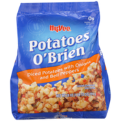 Hy-Vee Potatoes O'Brien Diced Potatoes With Onions And Bell Peppers