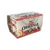 Astro Original Balkan Style Nectarine Raspberry Strawberry Black Cherry Yogurt