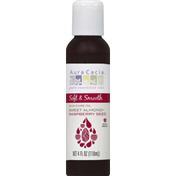 Aura Cacia Skin Care Oil, Soft & Smooth, Sweet Almond + Raspberry Seed