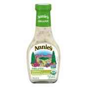 Annie's Organic Creamy Asiago Cheese Dressing