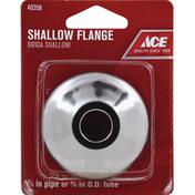 Ace Bakery Flange, Shallow