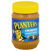 Planters Peanut Butter, Crunchy