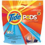 Tide PODS Ocean Mist Scent Laundry Detergent