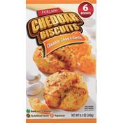 Furlani Biscuits, Cheddar