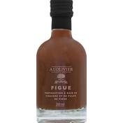 Al'Olivier Vinegar, Fig Pulp