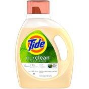 Tide Purclean, Plant based Liquid Laundry Detergent, Unscented