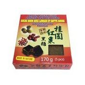 Chuangs Longan & Red Date Brown Sugar Cube