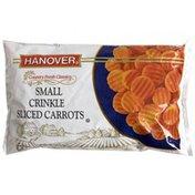 Hanover Sliced Carrots, Small Crinkle