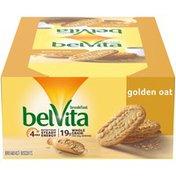 belVita Golden Oat Breakfast Biscuits