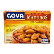 Goya Ripe Plantains, Maduros