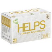 Helps For Low Sugar Diets, Sachets