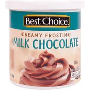 Best Choice Creamy Frosting Milk Chocolate