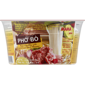 Mama Instant Noodles, Pho Bo