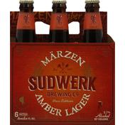 Sudwerk Brewing Co. Lager, Marzen Amber