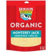 Horizon Organic Monterey Jack Shredded Cheese