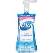 Dial Spring Water Foaming Antibacterial Hand Wash