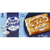 Pillsbury Toaster Pastries, Danish Style Cream Cheese