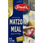 Streit's Matzo Meal Unsalted