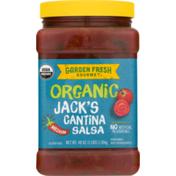 Garden Fresh Gourmet® Garden Fresh Gourmet Medium Salsa Jack's Cantina Organic