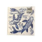 Paperproducts Design Emperor's Koi Lunch Napkin