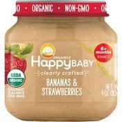 Happy Baby Bananas & Strawberries