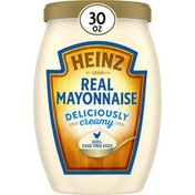 Heinz Real Mayonnaise