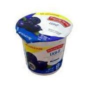 Friendly Farms Blueberry Light Nonfat Yogurt