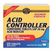 Best Choice 20Mg Famotidine Acid Controller Tablet