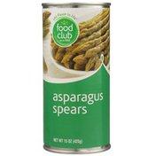 Food Club Asparagus Spears