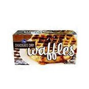 Kroger Waffles, Chocolate Chip