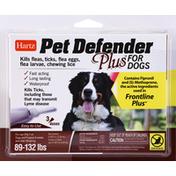 Hartz Pet Defender, for Dogs, Plus