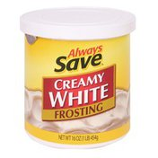 Always Save Ready-To-Serve Creamy White Frosting