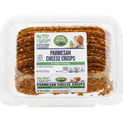 Open Nature Parmesan Cheese Crisps, Everything