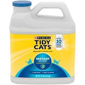 Purina Tidy Cats Clumping Cat Litter, Instant Action Multi Cat Litter