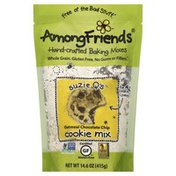 Among Friends Cookie Mix, Suzi Q's Oatmeal Chocolate Chip, Pouch
