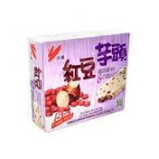 CM Red Bean Taro Ice Bar