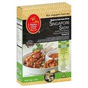 Prima Taste Singapore Satay, Ready-To-Cook Sauce Kit