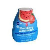 Meijer Strawberry Watermelon Liquid Water Enhancer