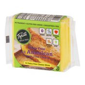 Tofutti Dairy Free All American Cheese Slices - 12 CT