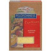 Peloponnese Mango Salsa Couscous