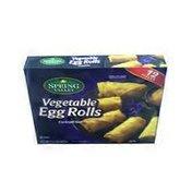 Spring Valley Vineyard Cocktail Vegetable Egg Rolls