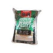B&B Charcoal Wood Pellet Grill Fuel