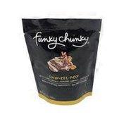 Funky Chunky Chip Zel Pop Popcorn