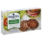 Diestel Turkey Burgers, Organic