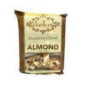 Daelia's Almond Raisin Biscuits
