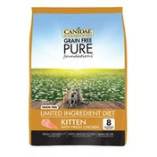 Canidae Grain Free Pure Limited Ingredient Diet Cat Food