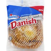 Hostess Danish, Cream Cheese