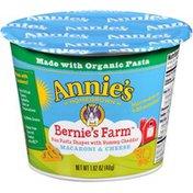 Annie's Bernie's Farm Macaroni & Cheese Micro Cup Mac & Cheese