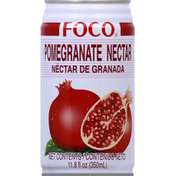 Foco Juice Drink Pomegranate